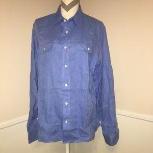 MICHAEL KORS | Men's Button tailored down shirt